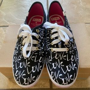Keds x Kate Spade Canvas Shoes